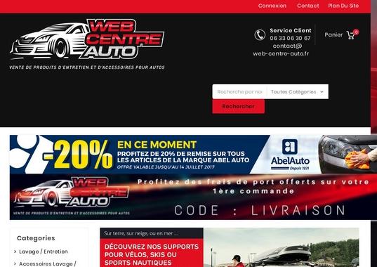 magasin accessoires auto
