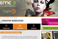formation webdesigner bac+3